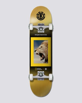 "National Geographic 8"" Nat Geo King Jungle Nyjah - Skateboard  U4CPA4ELF0"