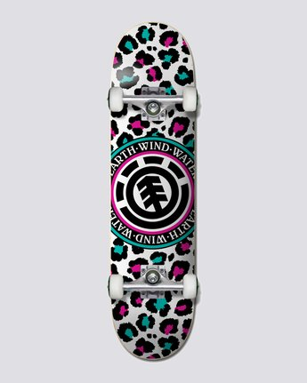 "7.7"" Leopard Party - Skateboard  U4CPA7ELF0"
