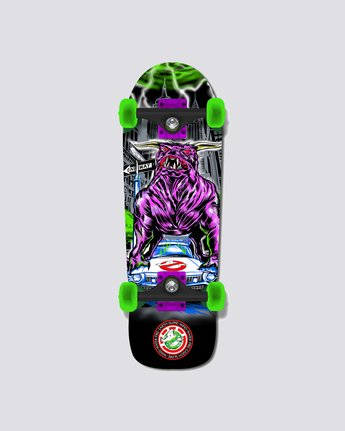 "Ghostbusters 9.5"" Gb Zuul Cruiser - Skateboard  U4CPC7ELF0"