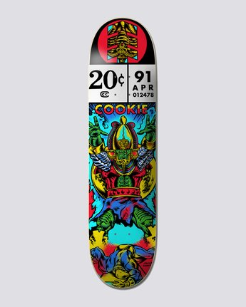 "L'Amour Supreme 8.4"" Asar Cookie - Skateboard Deck  U4DCA3ELF0"