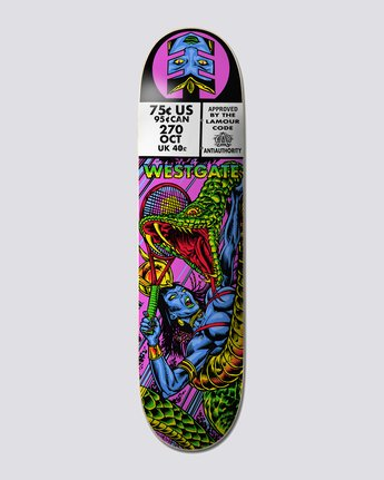 "L'Amour Supreme 8.5"" Hathor Westgate - Skateboard Deck  U4DCA4ELF0"