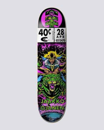 "L'Amour Supreme 8.38"" Cosmic Trvl Jaakko - Skateboard Deck  U4DCA8ELF0"