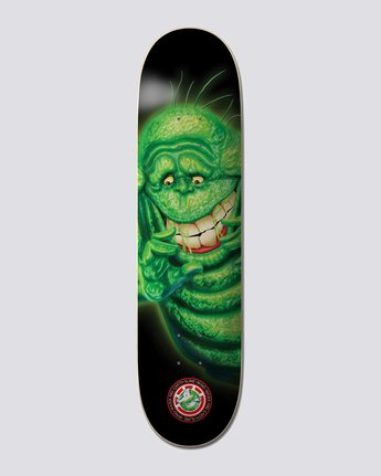 "Ghostbusters 8.5"" Slimer - Skateboard Deck  U4DCA9ELF0"