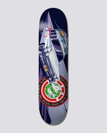 "Ghostbusters 8.25"" Ecto-1 - Skateboard Deck  U4DCB1ELF0"