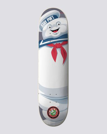 "Ghostbusters 8.38"" Stay Puft - Skateboard Deck for Unisex  U4DCB3ELF0"