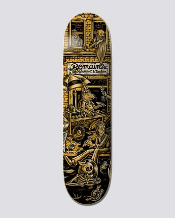 "Timber! The Remains 8.25"" Timber Remains Rat - Skateboard Deck  U4DCB4ELF0"