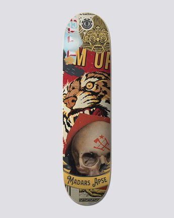 "8.25"" Low Earth Orbit Madars - Skateboard Deck  U4DCD1ELF0"