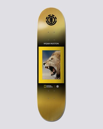 "National Geographic 8.1"" Nat Geo Kings Nyjah - Skateboard Deck  U4DCD5ELF0"