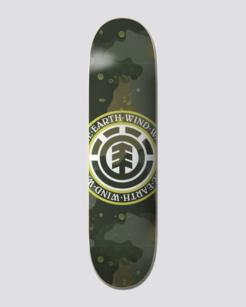 "Future Nature 8.25"" Cam - Skateboard Deck for Unisex  U4DCD8ELF0"