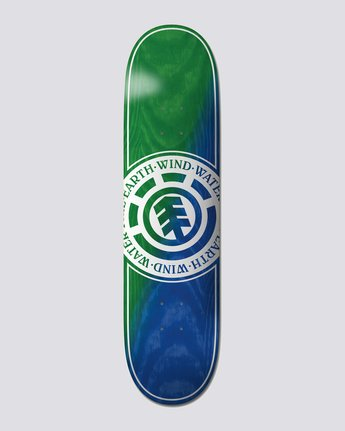 "8.38"" Seal Green Blue - Skateboard Deck  U4DCE3ELF0"