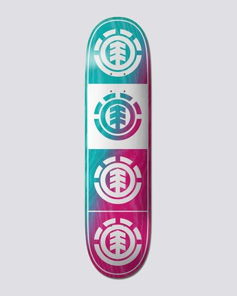 "7.75"" Quadrant Teal Pink - Skateboard Deck  U4DCE4ELF0"