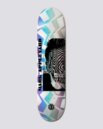 "8.25"" Mind Warp Appleyard - Skateboard Deck  U4DCE5ELF0"