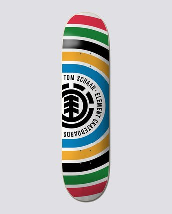 "8"" Schaar Rings - Skateboard Deck  U4DCE6ELF0"