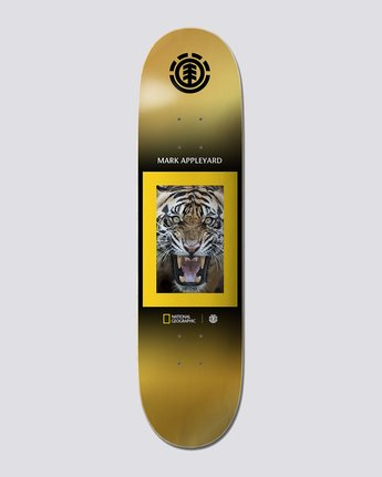 "National Geographic 8.25"" Nat Geo Kings Appleyard - Skateboard Deck  U4DCH9ELF0"