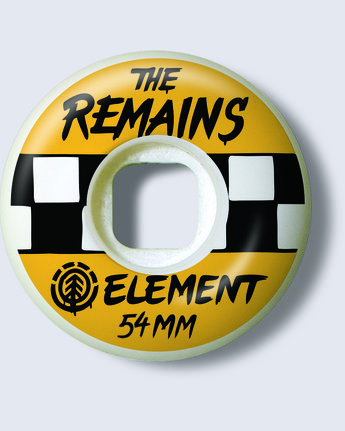 Timber! The Remains Timber Remains 54mm - Skate Wheels for Unisex  U4WHA2ELF0