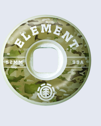 Camo Griffin 53mm - Skate Wheels for Unisex  U4WHA4ELF0