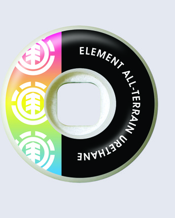 Section Rainbow 52mm - Skate Wheels for Unisex  U4WHA5ELF0
