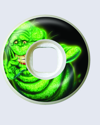 Ghostbusters Slimer 54mm - Skate Wheels for Unisex  U4WHA7ELF0