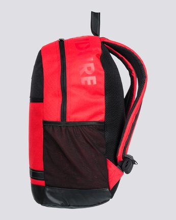 1 Action - Sac à dos pour Homme Rouge U5BPA2ELF0 Element