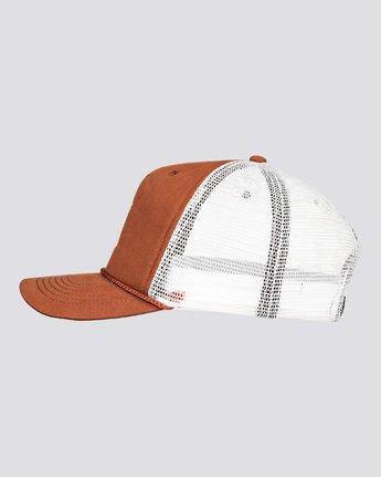 1 Wolfeboro Bark - Cappellino Trucker da Uomo  U5CTA6ELF0 Element