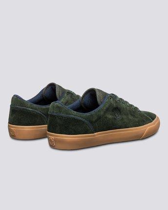 2 Creeton - Shoes for Men Green U6CRT101 Element