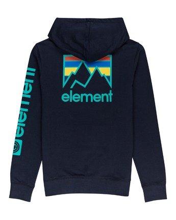 1 Joint - Sweat à capuche Bleu W1HOC2ELP1 Element