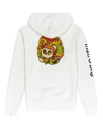 1 Timber! The Vision - Hoodie for Men White W1HOE2ELP1 Element