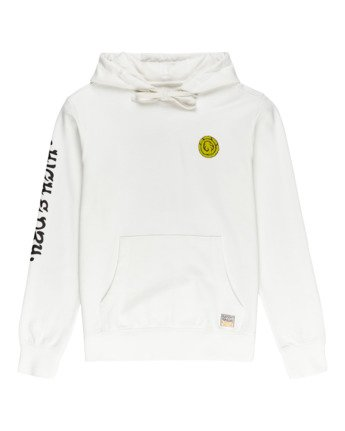 0 Timber! The Vision - Hoodie for Men White W1HOE2ELP1 Element