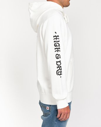 3 Timber! The Vision - Hoodie for Men White W1HOE2ELP1 Element
