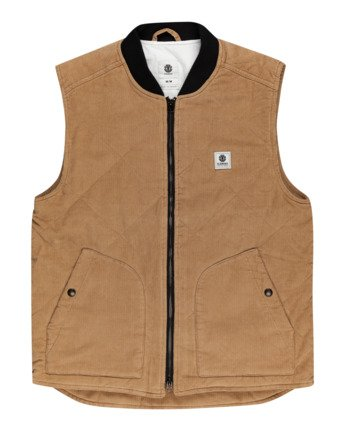 Wolfeboro Craftman - Sleeveless Workwear Vest for Men  W1JKB9ELP1