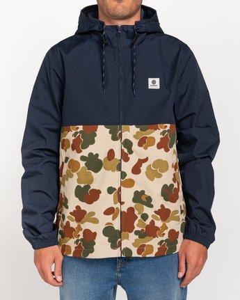 1 Wolfeboro Alder Light 2 Tones - Lightweight Water Resistant Jacket for Men  W1JKC1ELP1 Element