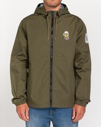 Peanuts Alder Light - Lightweight Water Resistant Jacket for Men  W1JKD4ELP1