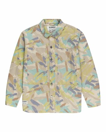 Nigel Cabourn Alder Parka - Oversized Parka Jacket  W1JKD6ELP1