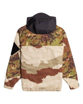 Griffin Koto - Reversible Parka Jacket for Men  W1JKD8ELP1