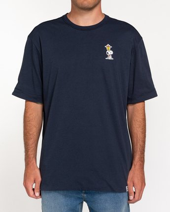 Peanuts - Reversible T-Shirt for Men  W1KTC1ELP1