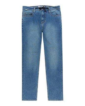 E02 - Straight Fit Jeans for Men  W1PNB2ELP1