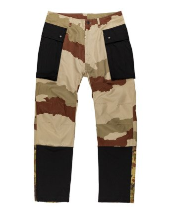 Griffin Convertible - Cargo Trousers for Men  W1PTB9ELP1