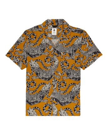 Lizard - Short Sleeve Shirt for Men  W1SHB8ELP1