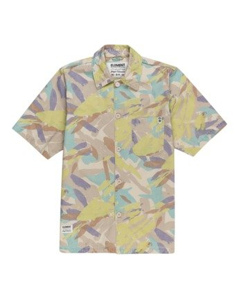 Nigel Cabourn Summer - Short Sleeve Shirt  W1SHD1ELP1