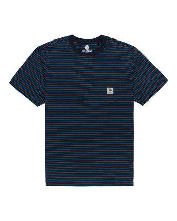 Basic Multi - Pocket T-Shirt  W1SSH1ELP1