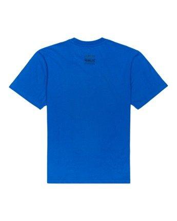 1 Peanuts Element - T-Shirt for Men Blue W1SSO5ELP1 Element