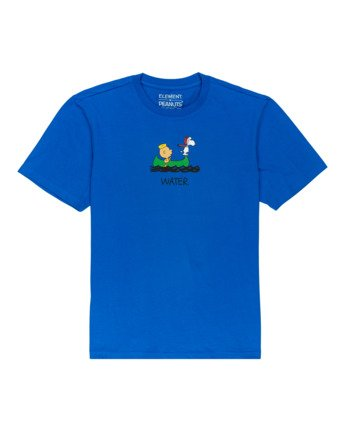 Peanuts Element - T-Shirt for Men  W1SSO5ELP1