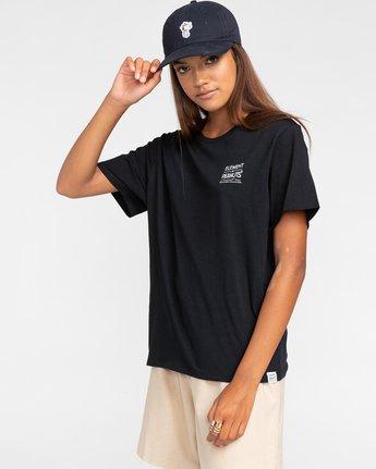 2 Peanuts Adventure - T-Shirt for Men Black W1SSO6ELP1 Element