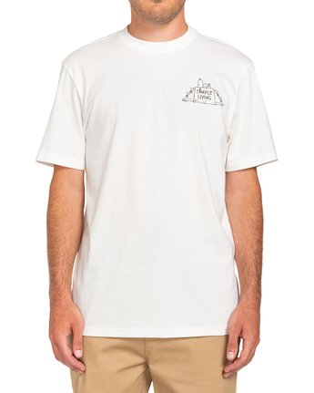Peanuts Simple Living - T-Shirt for Men  W1SSO8ELP1