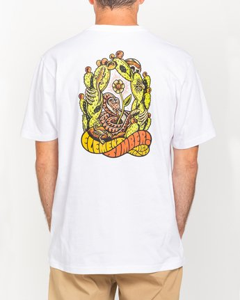 3 Timber! Pick Your Poison - T-Shirt for Men White W1SSQ1ELP1 Element