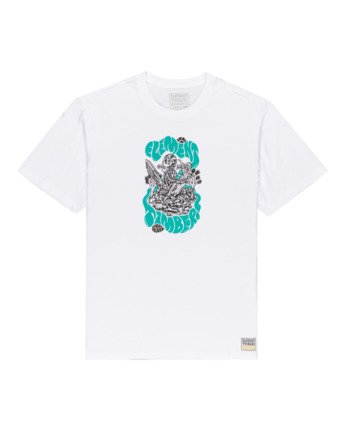 0 Timber! The Trip - T-Shirt for Men White W1SSQ3ELP1 Element