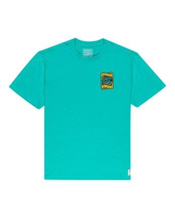 0 Timber! Nomadic - T-Shirt for Men Blue W1SSQ4ELP1 Element