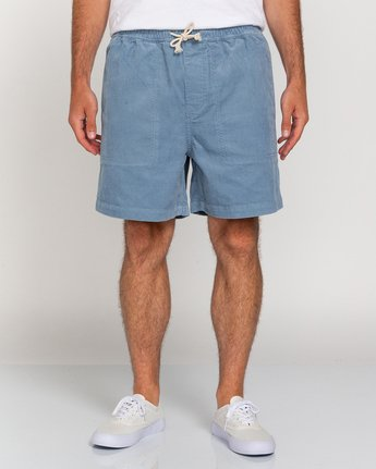 "Manual Corduroy 17"" - Corduroy Shorts for Men  W1WKC3ELP1"