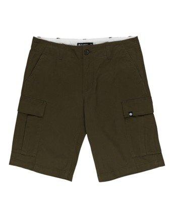 "Legion 21"" - Cargo Shorts for Men  W1WKC8ELP1"