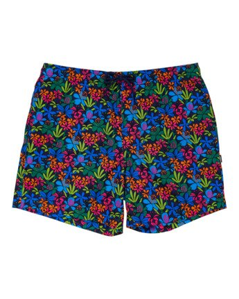 "Chillin 17"" - Elasticated Shorts for Men  W1WKD1ELP1"